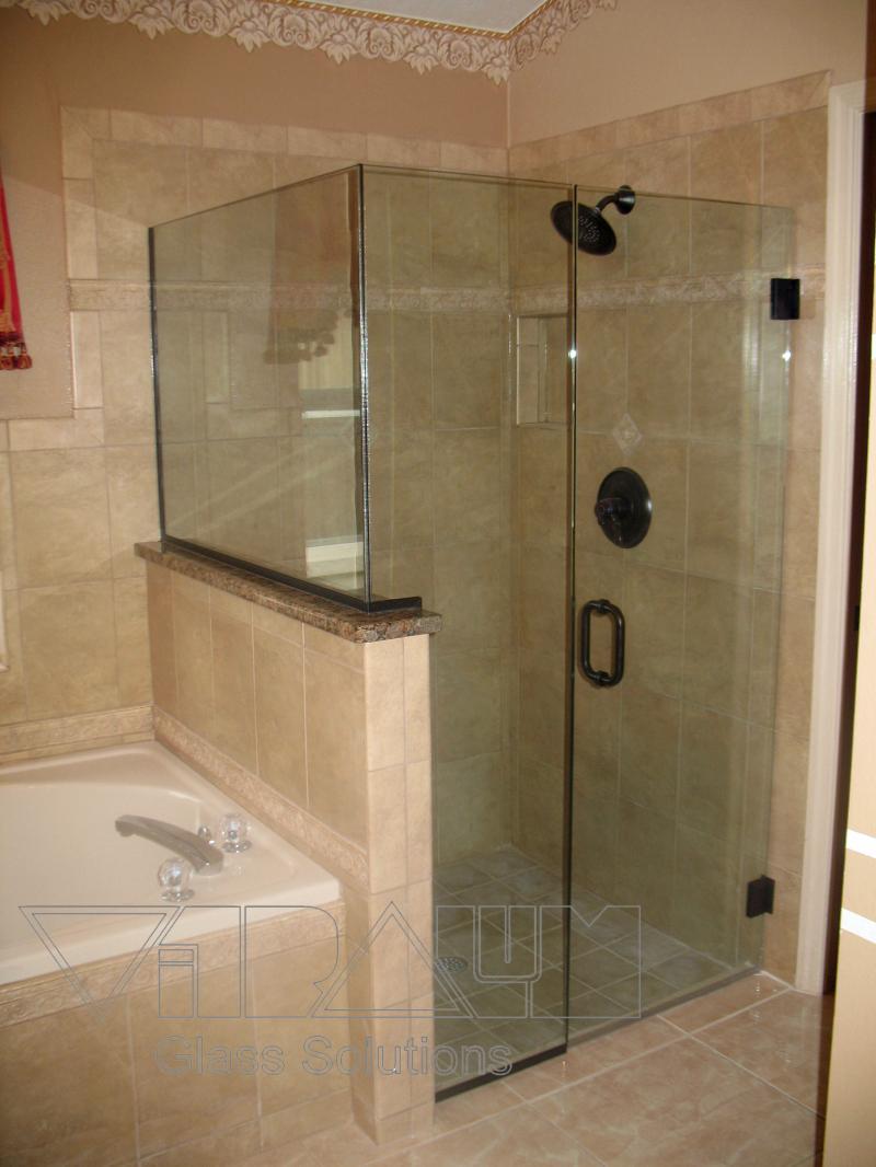 Custom Shower Doors Frameless Shower Enclosures Orlando Florida